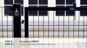 Ny installations video grindstängare DIREKT publicerad