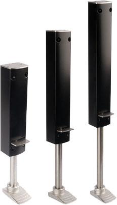 Black line door holder