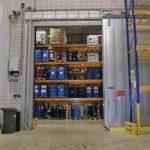 Lösningar med dörrstängare för branddörrar
