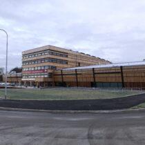 Dörrbroms löser problem på Knivsta Centrum för Idrott & Kultur