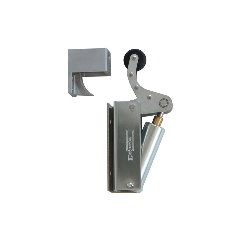 Mechanical timer for sliding doors