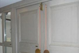 Dörrtillslutare är lösningen för slamrande dörrar
