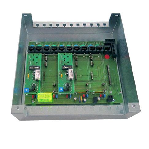 Centraliserat Interlocksystem